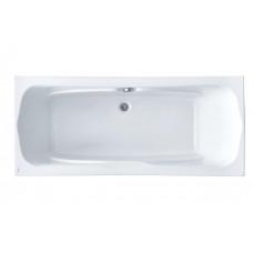 Ванна акриловая прямоугольная Santek Corsica 180х80 см