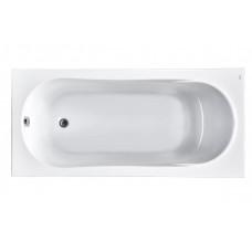 Ванна акриловая прямоугольная Santek Casablanca 150х70 см