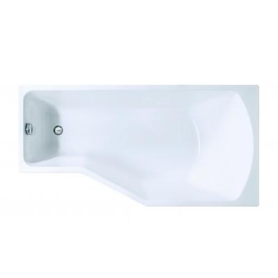 Ванна акриловая асимметричная 1Marka Convey 170x75 см