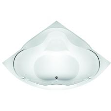 Ванна акриловая симметричная 1Marka LUXE 155x155 см