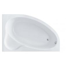 Ванна акриловая асимметричная Santek Edera 170х110 см, правая