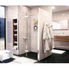 Дверь в нишу WasserKRAFT Aller 10H05LWHITE 120 см