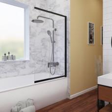 Шторка на ванну WasserKRAFT Dill 61S02-80 80 см