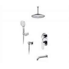 Душевая система для ванны WasserKRAFT A175868