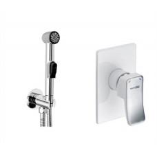 Гигиенический душ WasserKRAFT A010656WHITE
