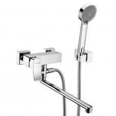 Смеситель для ванны универсальный WasserKRAFT  Aller 1062L