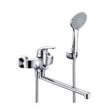 Смеситель для ванны универсальный WasserKRAFT Rossel 2802L