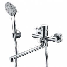 Смеситель для ванны универсальный WasserKRAFT Main 4102L