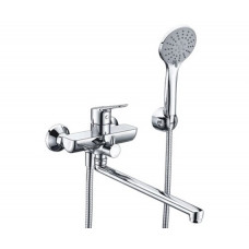 Смеситель для ванны универсальный WasserKRAFT Lippe 4502L