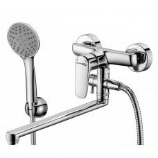 Смеситель для ванны универсальный WasserKRAFT Vils 5602L