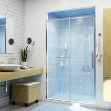 Дверь в нишу WasserKRAFT Dinkel 58R30 130 см