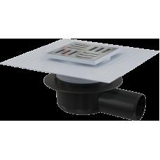 Трап для душа AlcaPlast APV26C 105х105/50 мм