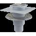 Трап для душа AlcaPlast APV2324 105х105/50 мм