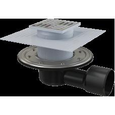 Трап для душа AlcaPlast APV3344 105х105/50/75 мм