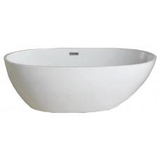 Ванна акриловая отдельностоящая Azario Leeds 169х85 см