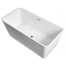 Ванна акриловая отдельностоящая Azario Lincoln 160х80 см