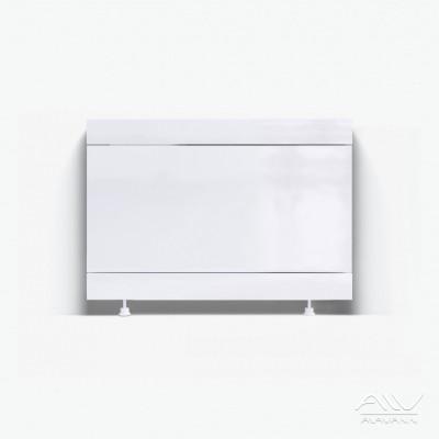 Экран под ванну раздвижной боковой Alavann Still 75см